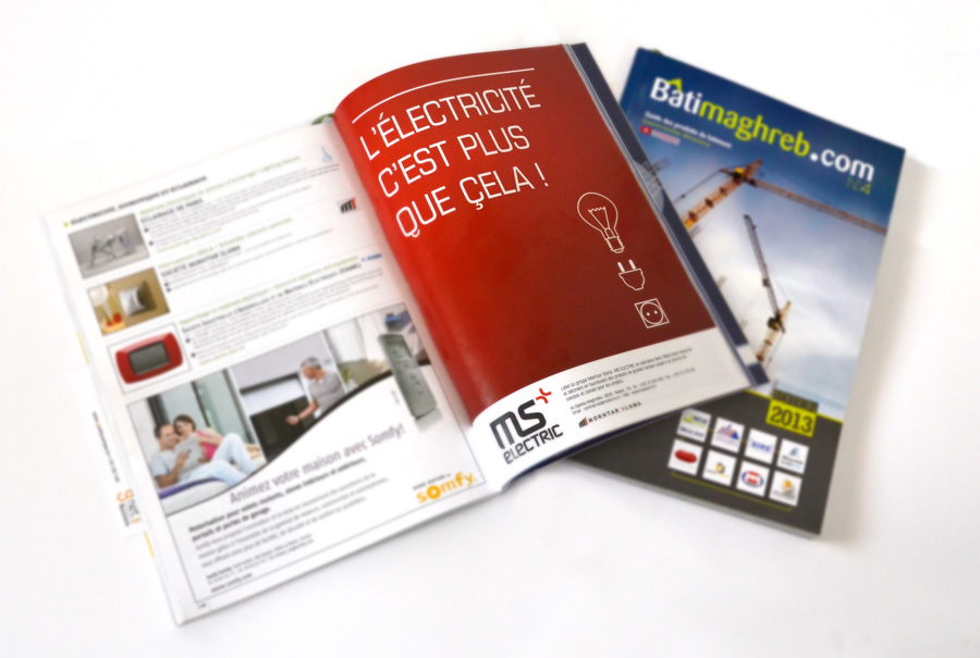 insertion presse mselectric catalogue batimaghreb